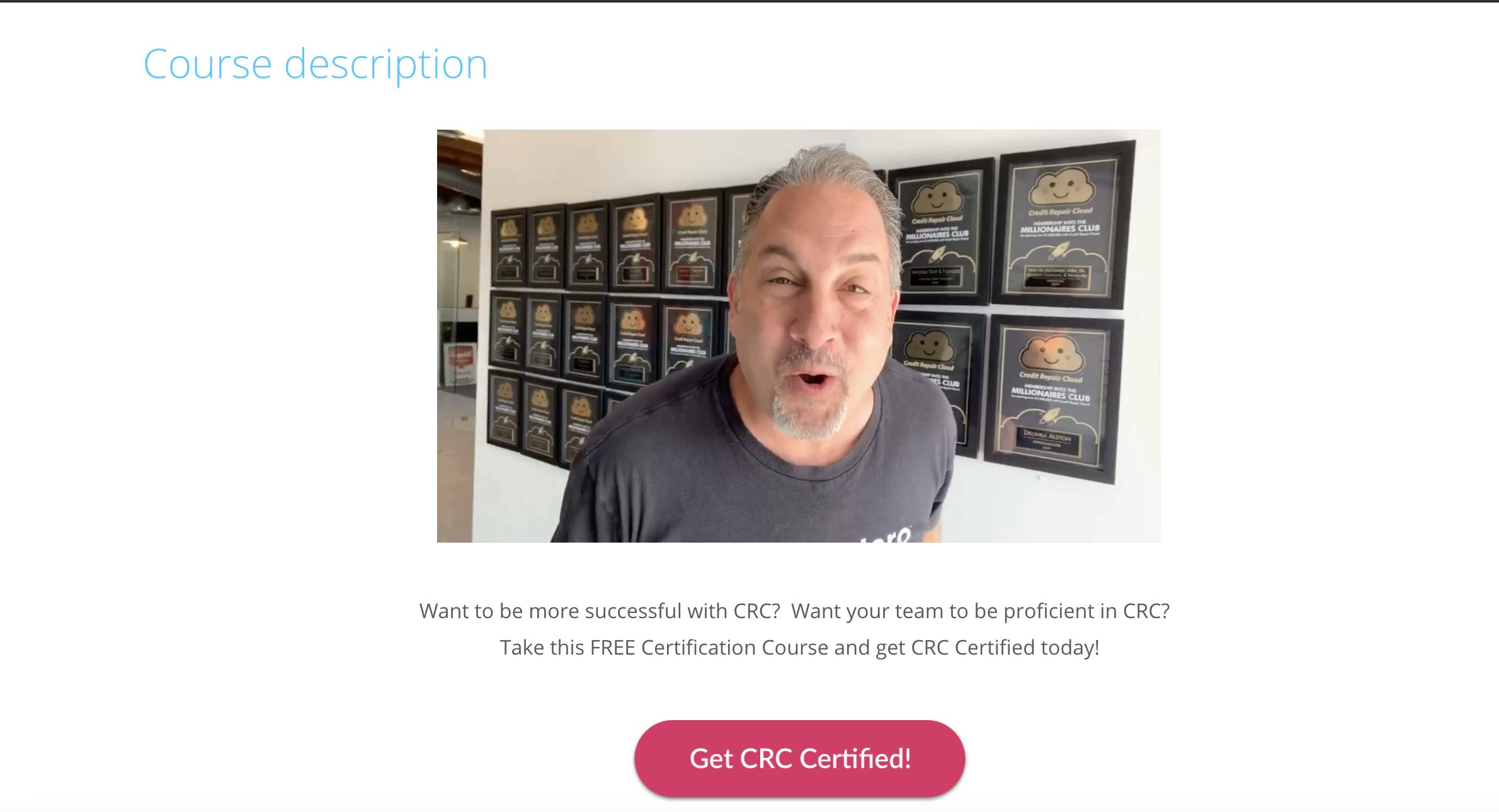 credit repair business training program
