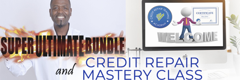 credit repair mastery class the ultimate bundle
