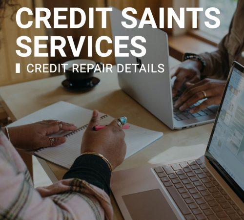 Credit Saints Services